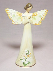 Butterfly Angel Comfort & Solace Figurine