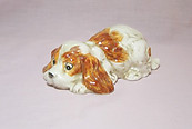 Enesco Japan Ceramic Cocker Spaniel Figurine E9402