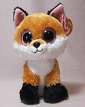 Slick the Fox Small Boo