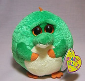 Bayou the Alligator Small Beanie Ballz