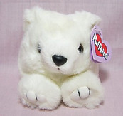 Crystal White Bear Puffkin
