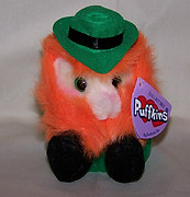 Mr. Lucky Leprechaun Puffkin