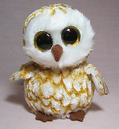 Swoops the Owl Small Beanie Boo
