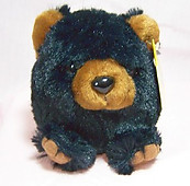 Trego Black Bear Puffkin