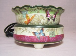 Butterfly Tart Warmer