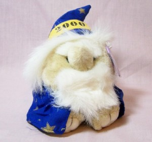 Mystic the Wizard Puffkin w/Gold Stars