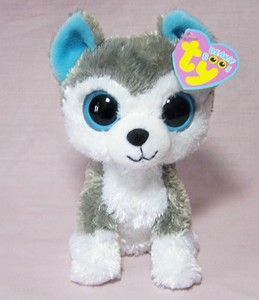 Slush the Dog Small Beanie Boo