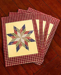 Country Star Placemats