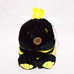 Buzz Bumble Bee Keychain