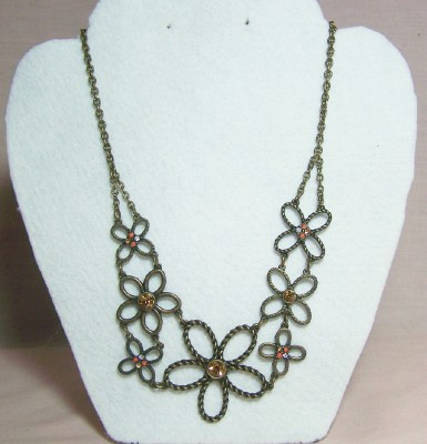 Desert Rose Necklace
