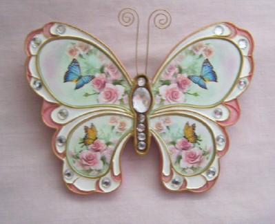 Butterfly Wall Hanging