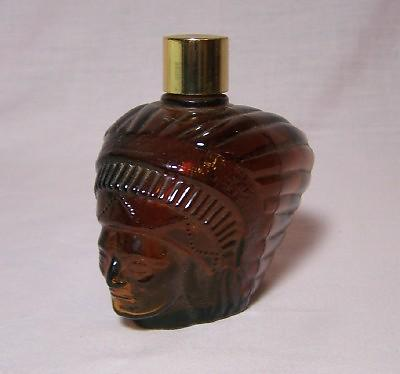 Avon Indian Head Decanter