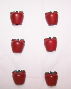 Apple Collection Magnets