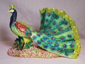 Decorative Peacock
