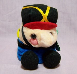 Tommy Toy Soldier Puffkin
