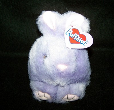 Bumper Purple Rabbit Puffkin