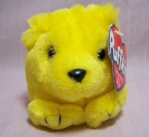 Buttercup Bear Magnet
