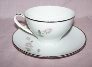 Kenmark China  Boutique Cup & Saucer