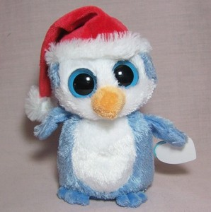 Fairbanks Penguin Small Beanie Boo-Retired