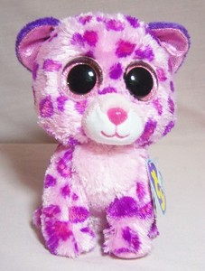 Glamour the Leopard Small Beanie Boo