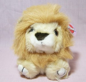 Lancaster Lion Puffkin W/New Tag