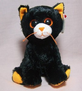 Merlin the Cat Beanie Babie