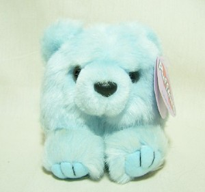 Misty Blue Bear Puffkin