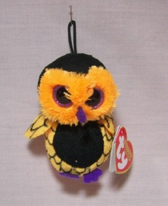 Ozzie the Owl Halloweenie Beanie