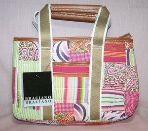 Patchwork Fashion Tote Bag