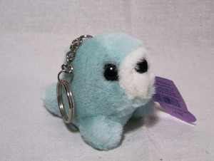 Slick The Seal Keychain